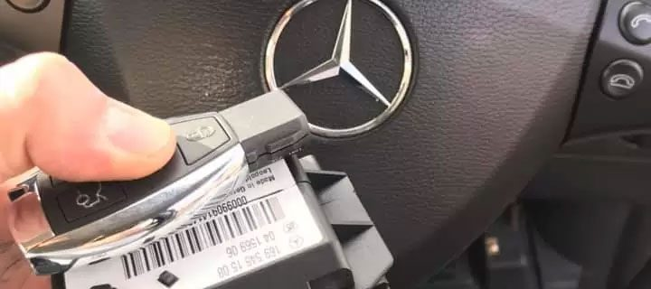Spare car keys for Mercedes Cars & Vans in Suffolk